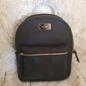 NWT Kate Spade Small Bradley Black Backpack